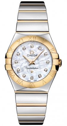 Omega 123.20.27.60.55.004 Wrist Watch – Women's