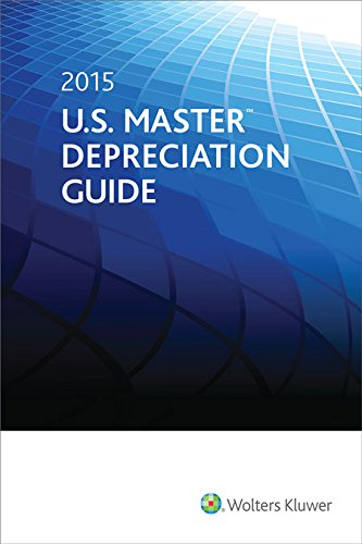 U.S. Master Depreciation Guide (2015)