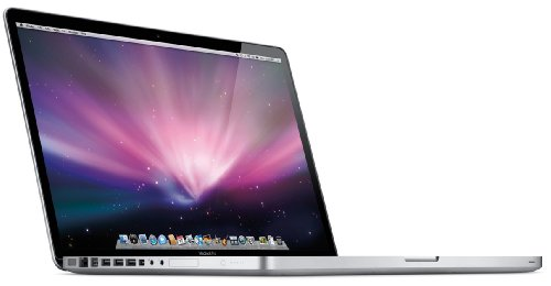Apple MacBook Pro MC024D/A 43,2 cm (17 Zoll) Notebook (Intel Core i5 540M, 2,53 GHz, 4GB RAM, 500GB HDD, NVIDIA GeForce GT 330M, DVD, Mac OS)