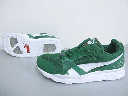 TRINOMIC XT2 X GRE - Chaussures Homme Puma - gruen/weiss