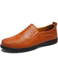 Donyyyy Slacker Schuhe für den Sommer Herren Hausschuhe, schwarz, 41