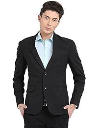 M Express Men's Slim Fit Formal Suit with Trouser