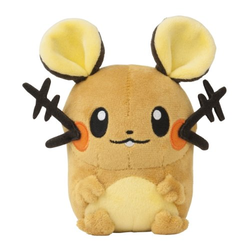Pokemon Center Original Dedenne Plush Doll