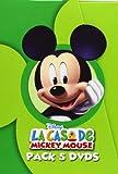 Pack La Casa De Mickey Mouse - Volúmenes 11 A 15 [DVD]