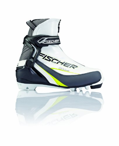 Fischer RC Combi My Style Chaussures de course à pied blanc/noir