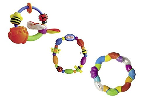 Bug-a-Loop Teether Bead Necklace 1 Count by Luv N' Care