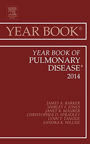 Year Book Of Pulmonary Diseases 2014, E-book (year Books) por James A Barker epub