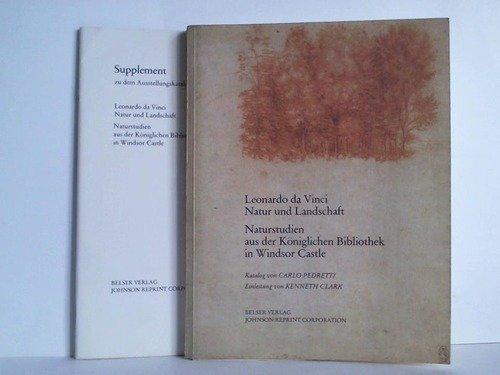 Natur und Landschaft. Naturstudien aus der Königlichen Bibliothek in Windsor Castle