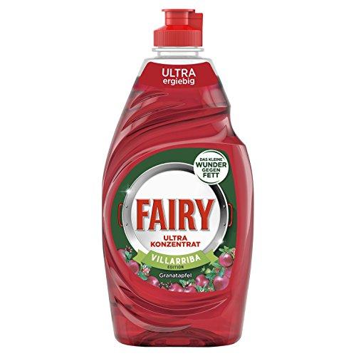 Fairy Granatapfel Ultra Konzentrat Hand-Geschirrspülmittel, 10er Pack (10 x 450 g)