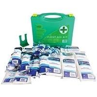 HSE Compliant Anbindung Erste-Hilfe-Kit mit Wandhalterung - 20 Personen preisvergleich bei billige-tabletten.eu