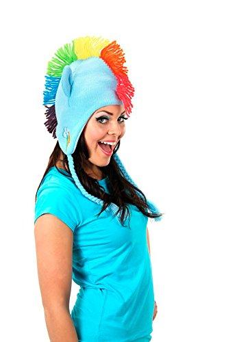 My Little Pony Rainbow Dash Knit Laplander ()