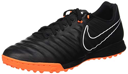 Nike Legendx 7 Academy Tf, Scarpe da Fitness Uomo, Multicolore (Black/Total Orange B 080), 42.5 EU