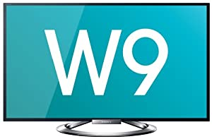 "Sony KDL46W905A 46"" Full HD 3D compatibility Smart TV Wi-Fi Black - LED TVs (Full HD, A+, 16:9, 16:9, Zoom, 1920 x 1080 (HD 1080), 1080i, 1080p, 480i, 480p, 576i, 576p, 720p)"