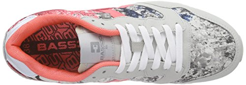 Xti 41076, Baskets Basses femme Multicolore - Mehrfarbig (Blanco)