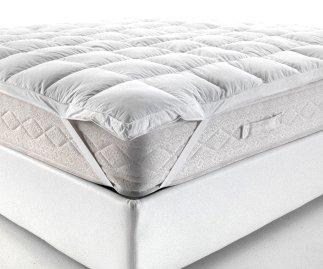 Copri materasso imbottito matrimoniale comfort 5 stelle 180x200 (piumino per materasso)
