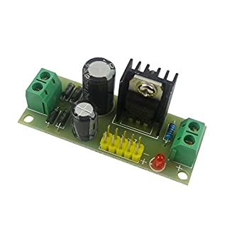 Aihasd L7805 LM7805 Three-Terminal Voltage Regulator Module 5V Power Supply