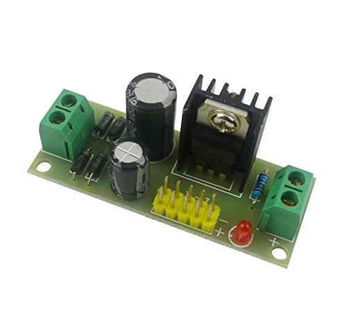 Aihasd L7805 LM7805 DREI Terminal Spannungsreglermodul für Arduino