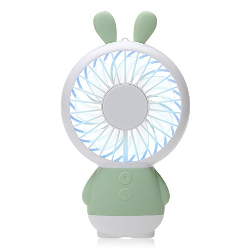 yimei USB Mini delgados y silencioso ventilador, portátil o en la mesa...