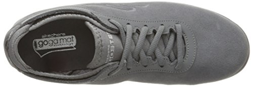 Skechers GO STEP INCEPTION Women's Trainers Casual Shoes Sneaker Charbon