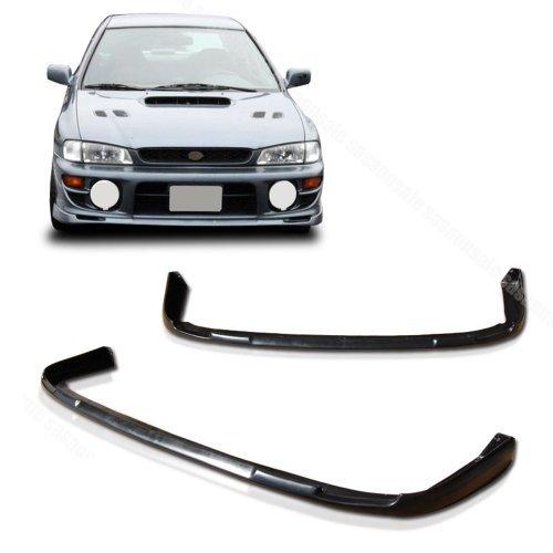 new-97-01-subaru-impreza-to-wrx-sport-style-pu-front-bumper-lip-by-sasaonsale
