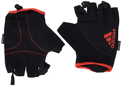 Adidas Handschuhe Fitness rot ,Large