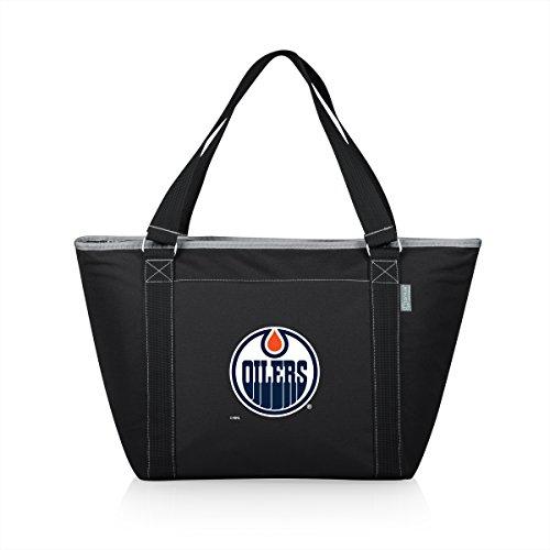 Picnic Time NHL Edmonton Oilers Topanga Isolierte Kühler Tote, schwarz