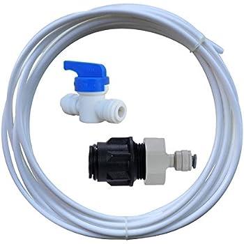 Kühlschrank Wasserfilter Anschluss Kit/Kühlschrank Filter Anschluss ...