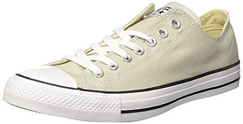 Converse Ctas Ox, Sneakers Homme, Gris (Light Surplus), 39 EU