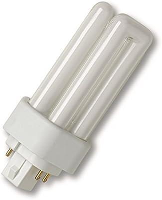 Osram Dulux T/E 18W/840 PLUS - Lámpara fluorescente compacta