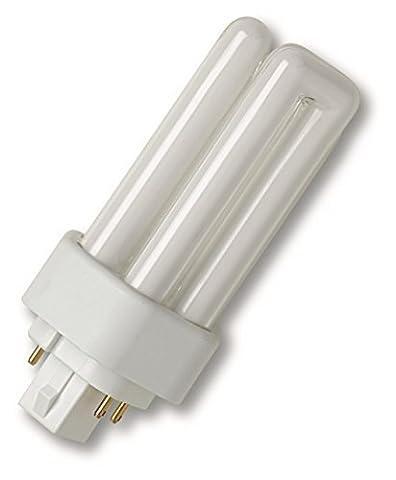 Osram 26 Watt Compact Fluorescent Light Dulux T/E Plus Lamp