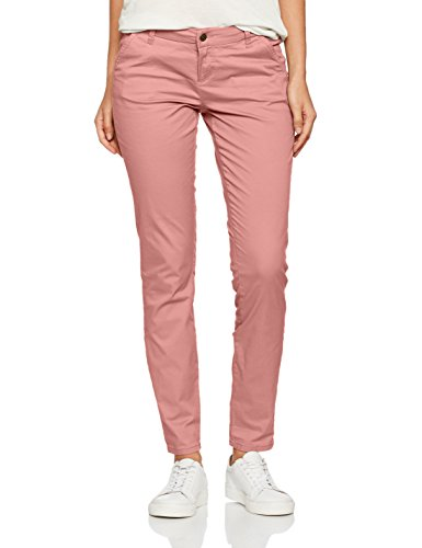 ONLY Damen Chino Hose onlPARIS LOW SKINNY CHINO PANTS PNT NOOS, Rosa (Rose Dawn), W36/L32 (Rose Hose Jeans)