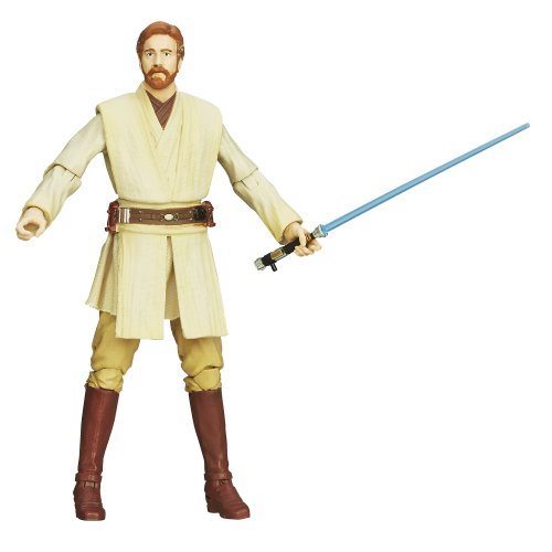 Hasbro A5627079 - Star Wars: The Black Series - Obi-Wan Kenobi Revenge of the Sith 6