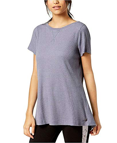 Calvin Klein Women's Performance Lace-Up-Back Top