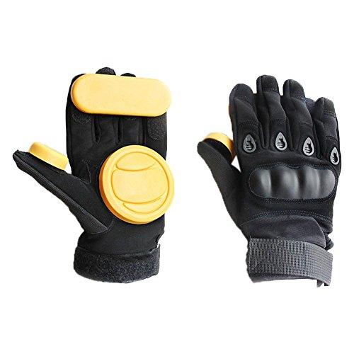 Adultos Freeride Grip Slid Skate Handschuhe schutzhandschuhe