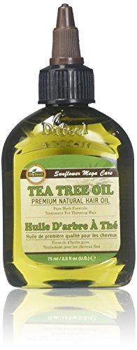 Difeel Premium Natural Tea Tree Hair Oil