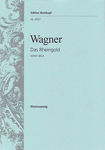 Rheingold Wwv 86 a (Dt/Engl)