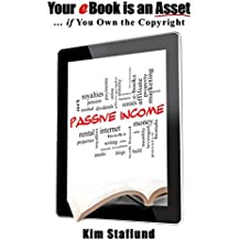 Your Ebook is an Asset … if You Own the Copyright (Free Gifts for Indie Authors 4) (English Edition)