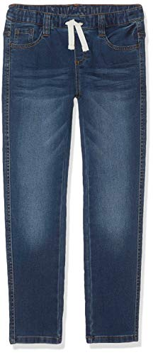 s.Oliver Junior Jungen 74.899.71.0513 Jeans, Blau (Blue Denim Stretch 55z4), 140