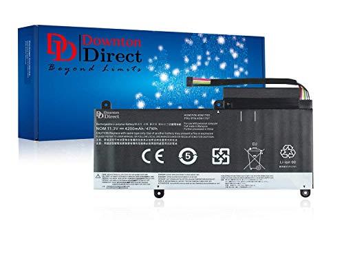 Downton Direct Laptop Akku für Lenovo ThinkPad E450 E460 E460C E465 E470 E470C E475 Series, Lenovo ThinkPad Edge E460 E470 Series, 45N1754 45N1755 45N1756 45N1757.[11.3V 4200mAh, 12 Monate Garantie]