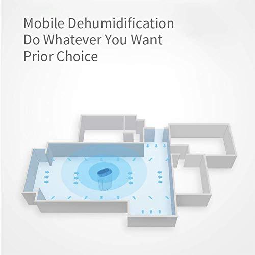 Household Air Purification Dehumidifier 4200ml Water Tank