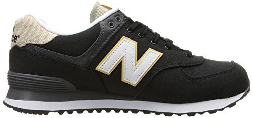 New Balance ML 574 D RTE Black Black