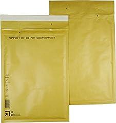 25 braune Luftpolsterumschläge Luftpolstertaschen 7 G