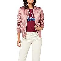Urban Classics Satin Bomber Jacket voor dames