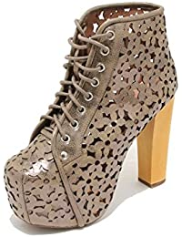 d4541c3fbb5e72 Jeffrey Campbell 3394I tronchetti Donna lita Daisy Scarpe Ankle Boot Shoes  Women