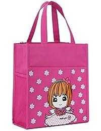 Bolsos de la Lección Paquete de reabastecimiento del bolso del tutor de la escuela de los estudiantes de la princesa…