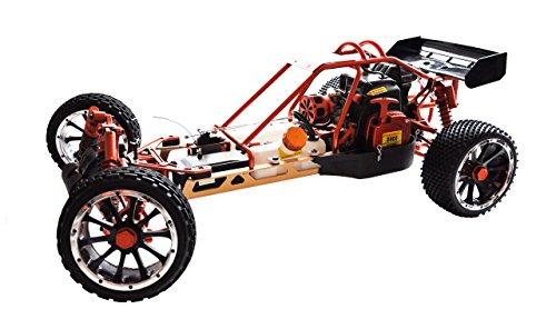 Amewi 22255 Pitbull 1:5, Vollmetall 2WD Fahrzeug, 30 cm*