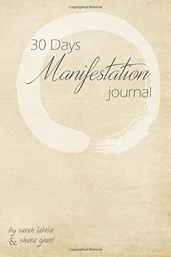 30 Day Manifestation Journal