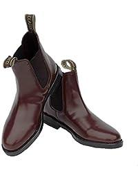Rhinegold Boots Comfey Classic Jodhpur Botas, Oxblog, 11(EU31)