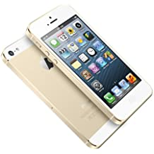 "Apple iPhone 5s Single SIM 4G 64GB Gold - Smartphones (10.2 cm (4""), 64 GB, 8 MP, iOS, 7, Gold)"