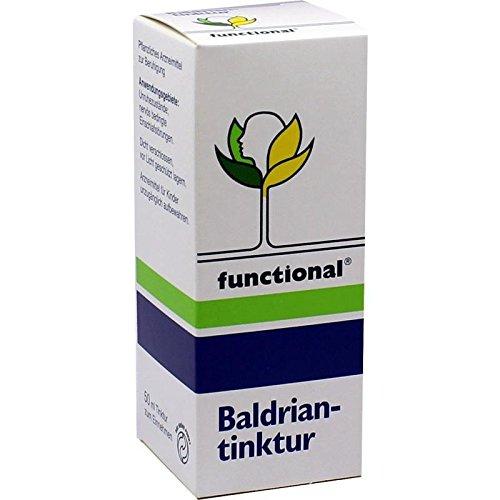 FUNCTIONAL Baldrian Tinktur 50 ml Tropfen